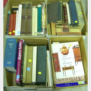 Group of Auction Related Reference Books and Catalogs