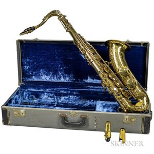 Tenor Saxophone, Selmer Mark VI, 1959