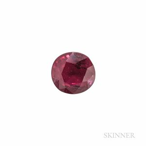 Unmounted Ruby