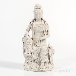 Dehua Figure of Guanyin