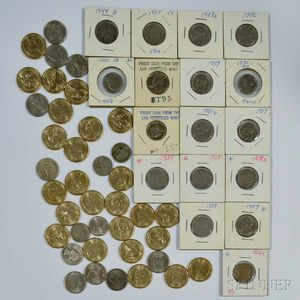 Group of Assorted U.S. Coins