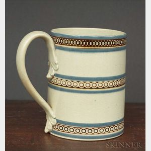 Small Mochaware Mug