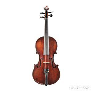 Modern Violin, Dante Baldoni, Buenos Aires, c. 1918