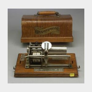 Columbia Type B Graphophone