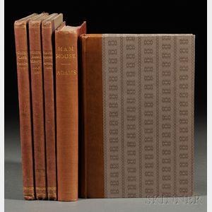 Book Catalogs, Eleven Volumes: