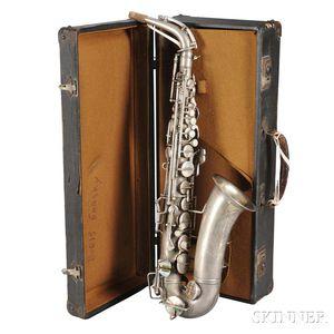 Alto Saxophone, Eugen Schuster Majestic Aristocrat, c. 1940