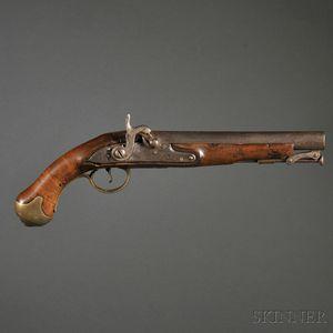 Dublin Castle Light Dragoon Pistol