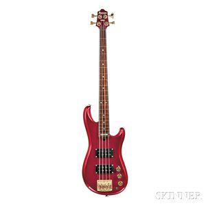 Ibanez RB999 Roadstar II Fretless Electric Bass Guitar, 1983