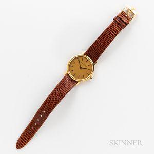 Girard Perregaux 18kt Gold Wristwatch