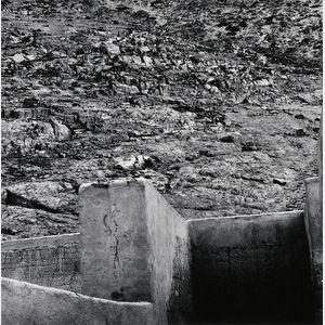 Aaron Siskind (American, 1903-1991)      Peru 46