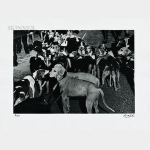 Gyula Halász, called Brassaï (Hungarian/French, 1899-1984)      Three Photographs: La Vallée de l'Isère ,  La Mente