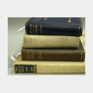 Four Titles Relating to Polar Exploration.