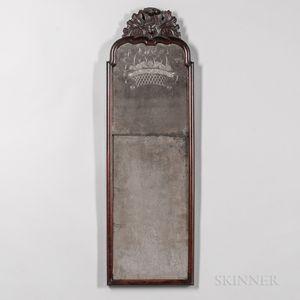 Queen Anne Mirror