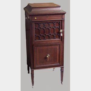 Edison Sheraton Phonograph Cabinet
