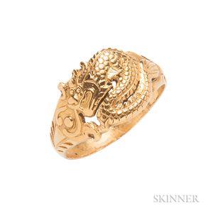 22kt Gold Ring