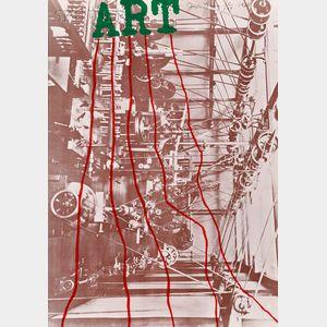 Jim Dine (American, b. 1935)      Art
