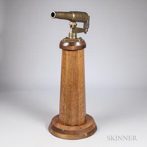 Cyrus Alger Signal Cannon