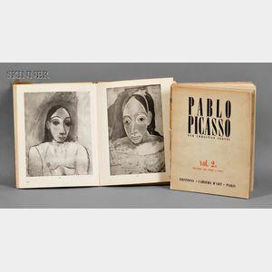 Christian Zervos, author (Greek/French, 1889-1970)      Pablo Picasso