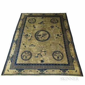 """""""Peking""""-style Carpet"""