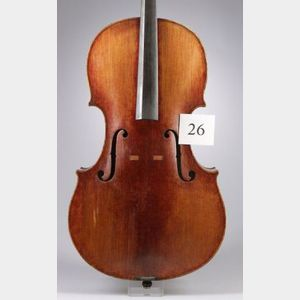 Modern Violoncello