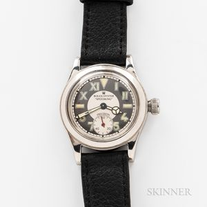 "Rolex California Dial ""Speed King"" Wristwatch"