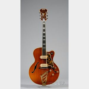 American Electric Guitar, John D'Angelico, New York, 1955, Model Excel
