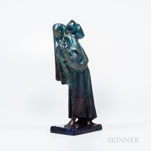 "Zsolnay ""The Water Carrier"" Figure"