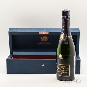 Pol Roger Cuvee Winston Churchill 2006, 1 bottle (pc)