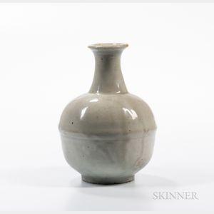 White Porcelain Bottle