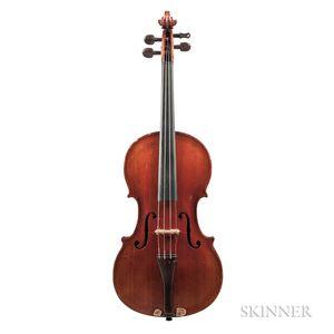 American Violin, W. Wilkanowski, 1949