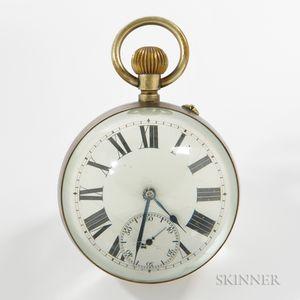 3-inch Paperweight Ball Clock