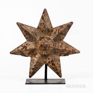 "Cast Iron Building ""Star,"""