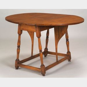 Maple Butterfly Table