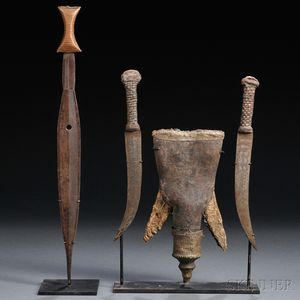 Two African Weapons