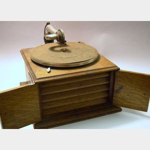Victor Hornless Gramophone