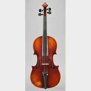 Czech Violin, Julius Hubicka, Prague, 1943