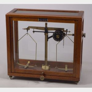 Analytical Chain Balance by Griffin & George Ltd.