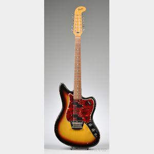 American Electric Twelve-string Guitar, Fender Musical Instruments, Santa Ana, 1965,   Model Electric XII