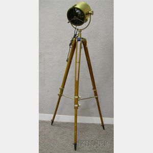 Brass Search Light