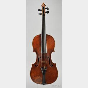 Czech Violin, Caspar Strnad, Prague, 1807