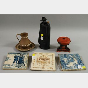 Seven Assorted Wedgwood Ceramic Items