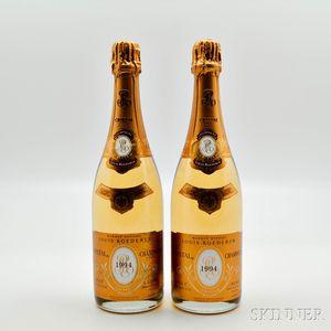 Roederer Cristal 1994, 2 bottles