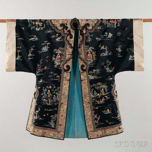 Two Women's Informal Robes