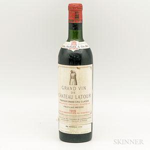Chateau Latour 1959, 1 bottle