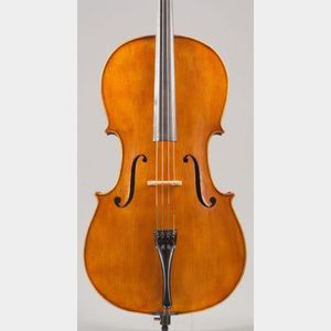 Contemporary Violoncello