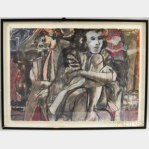 Sally Bishop (American, 1936-1994)      Union Chugama 14