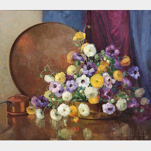Nell Walker Warner (American, 1891-1970)    April