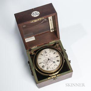 Dent Eight-day Marine Chronometer