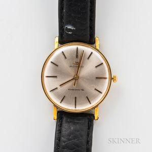 "Movado Kingmatic ""S"" Wristwatch"