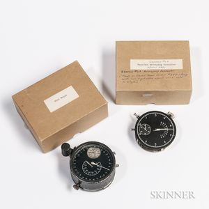 Hamilton Watch Co. and Elgin Watch Co. Model Samples